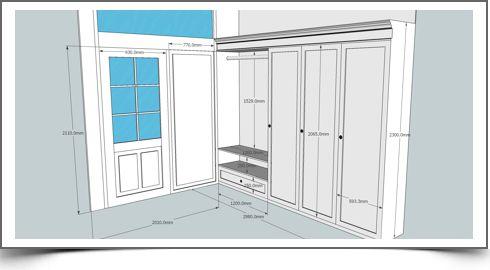3d meubels op maat interieuradvies vrijblijvende for 3d schets maken