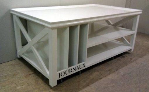 Salontafel Journaux met worden