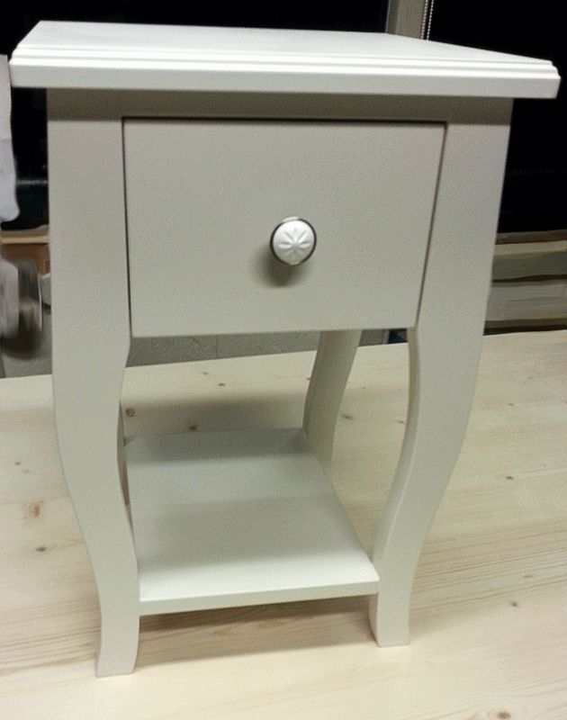 Barok side table