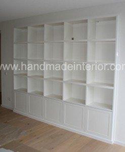 Boekenkast Roomdivider