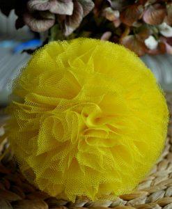 geel pompon
